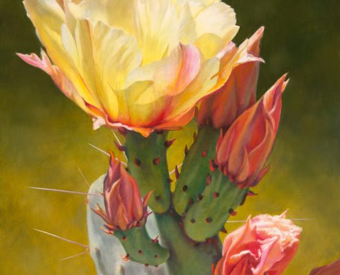 Prickly Pear Luminescence IV Botanicals