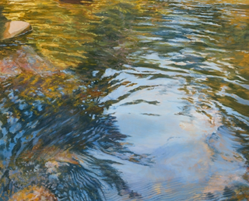 Oak Creek II Waterscape