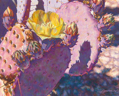 Illuminated Prickly Pear Botanicals