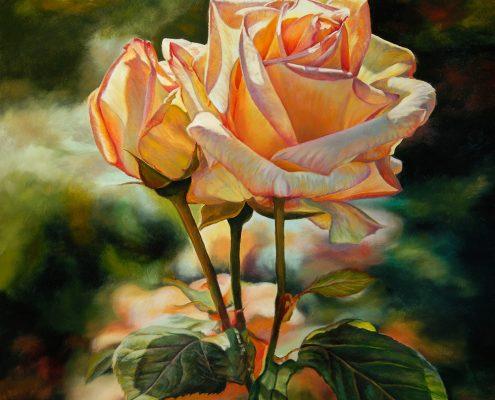 The Grand Lady Botanicals, roses