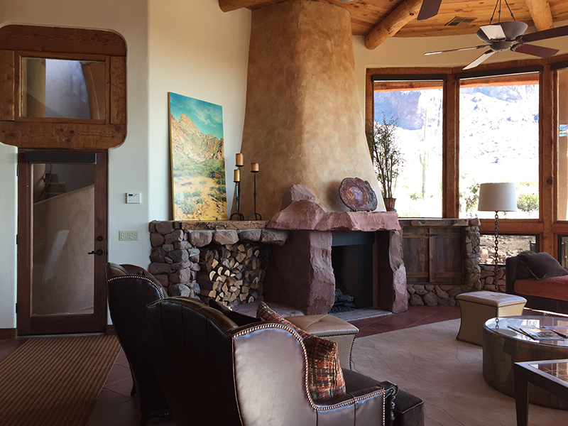 Binkley Living Room