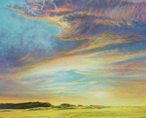Splendour on the Prairie